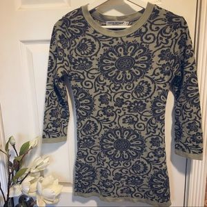 COTTON EMPORIUM || Women's Floral Print Sweater